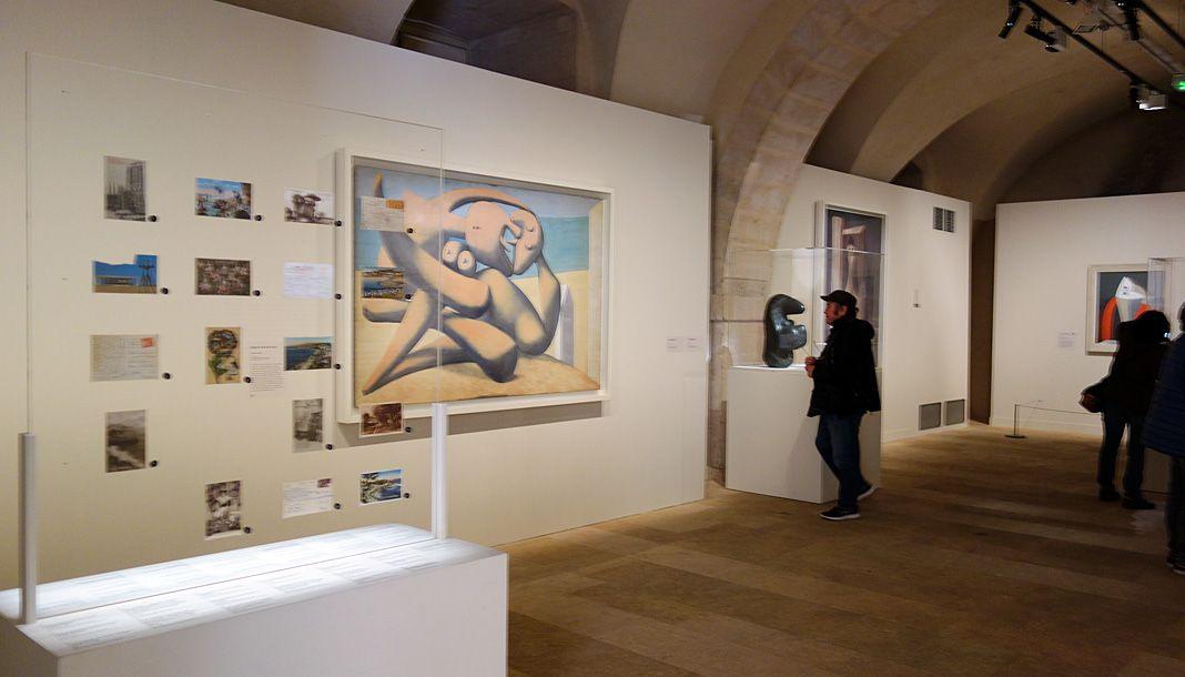 Picasso, voyages imaginaires à la Vieille Charité - Marseille - Soleil noir