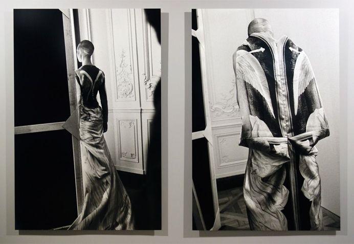 Ann Ray, Disapperance et Heavy Heaven II, Paris 9 mars 2010 - Les Inachevés- Lee McQueen - Rencontres Arles 2018