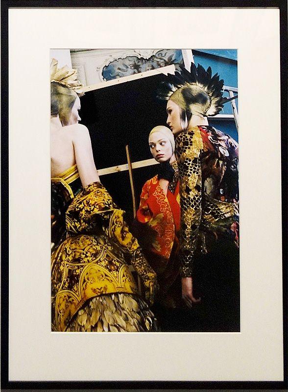 Ann Ray, Final Conversation, Paris, 9 mars 2010 - Les Inachevés- Lee McQueen - Rencontres Arles 2018