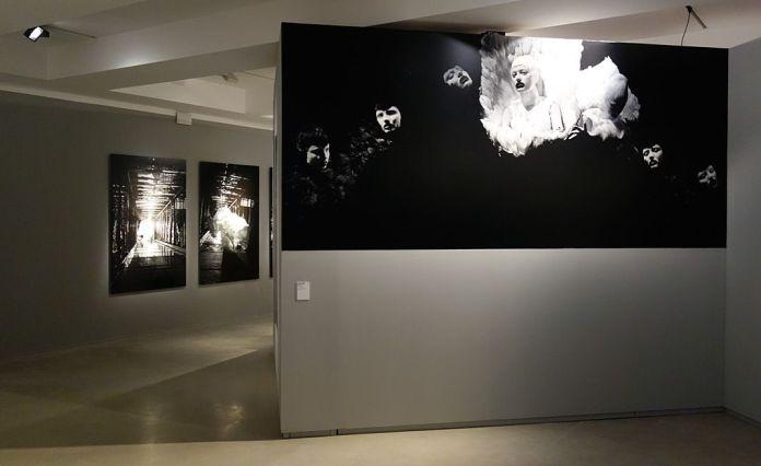 Ann Ray - Les Inachevés- Lee McQueen - Des anges même pas déchus - Rencontres Arles 2018