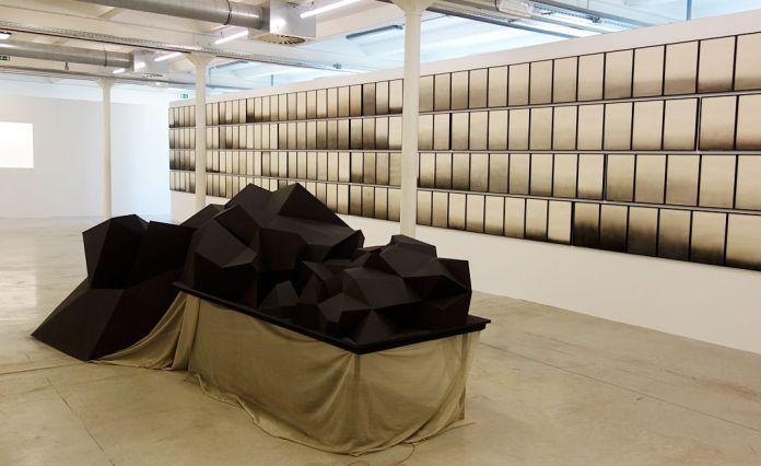 Berdaguer & Péjus, - Mémoires de feu, 2018 et Disparaître ici Mémoires de feu , 2012 - Communautés Invisibles à la Friche la Belle de Mai - Marseille
