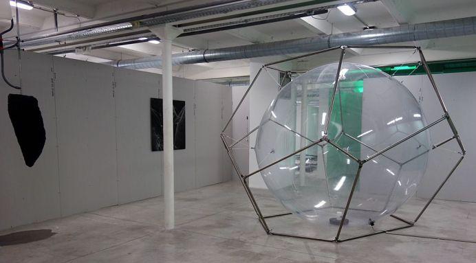 Berdaguer & Péjus, Bulles de confiance, 205-2015 - Communautés Invisibles à la Friche la Belle de Mai - Marseille