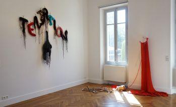 Intimités exposées - les arts féministes dans l'art contemporain - Tissage - Tressage.