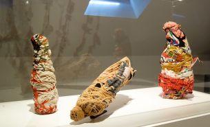 Judith Scott - Exposition Tissage - Tressage à la Villa Datris - Folie du fil