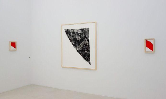 Ligne Forme Couleur - Ellsworth Kelly (1923-2015) dans les collections françaises à la Collection Lambert - Salle 09