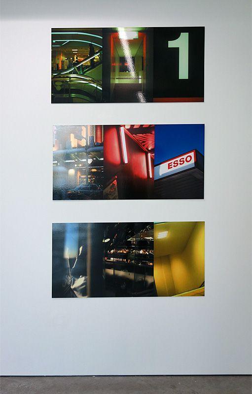 Bernard Joisten, Ombre, 2000-2001 - La complainte du progrès au MRAC - Vue de l'exposition