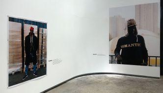 Ibrahim et Mustafa - Des sneakers comme Jay-Z - portraits et paroles d'exilés aux Rencontres Arles 2018