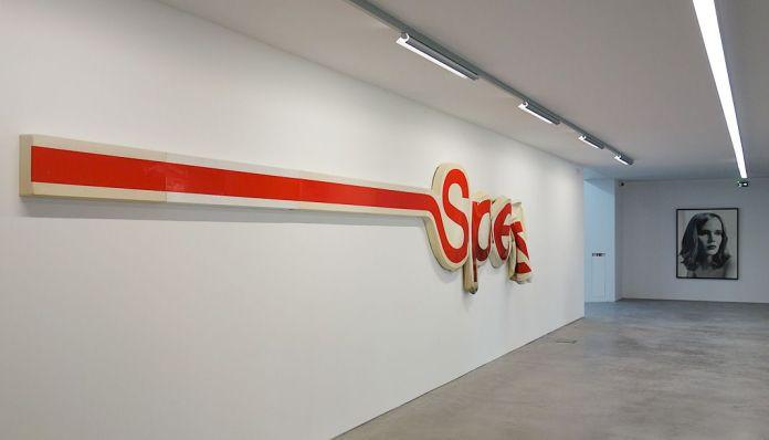 Jean-Baptiste Sauvage, Spee, 2010 - La complainte du progès au MRAC - Vue de l'exposition - Salle 1