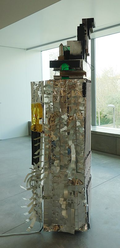 Justin Lieberman, The Second Tower, 2018 - La complainte du progrès au MRAC - Vue de l'exposition