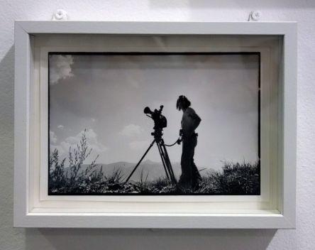René Burri, Autoportrait, Etats-Unis, 1973 - Les pyramides imaginaires aux Renconres Arles 2018