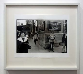 René Burri, Chicago, 1971 - Les pyramides imaginaires aux Renconres Arles 2018