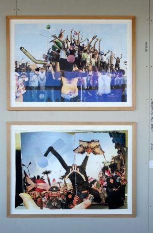 Art-O-Rama 2018 - In situ Fabienne Leclerc - Ramin Haerizadeh