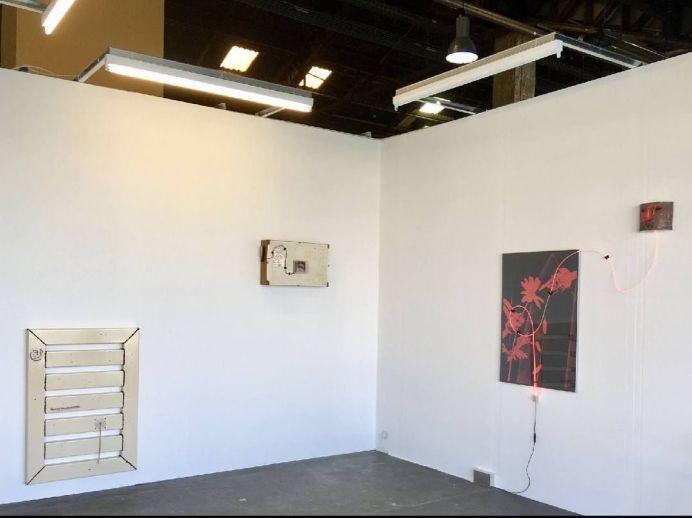 Art-O-Rama 2018 - Show Room - Jonathan Vidal - Photo Mécènes du Sud