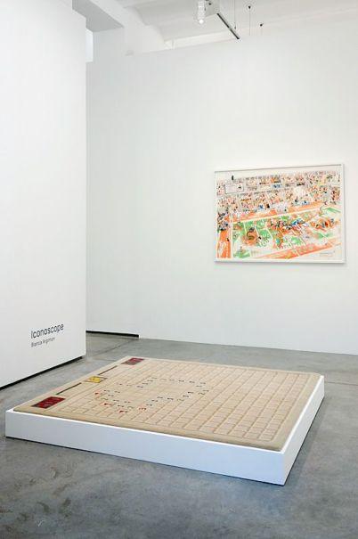 Drawing room 018 à La Panacée - Montpellier - Iconoscope - Bianca Argimon