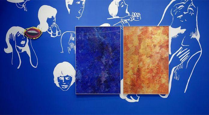 Les hommes de la Mancha à la Double V Gallery – Marseille - Nine Antico, We are the painters et Mathieu Merlet Briand