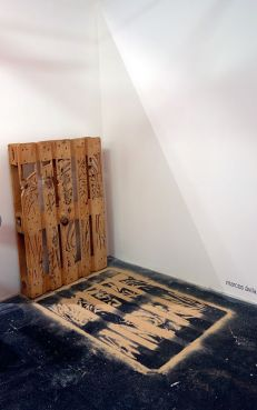 Paréidolie 2018 - ADN Galeria - Marcos Ávila Forero