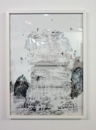 Paréidolie 2018 - ADN Galeria - Abdelkader Benchamma