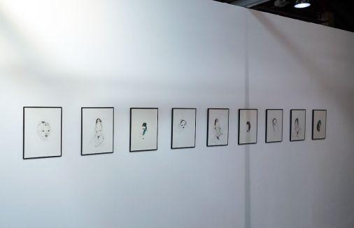 Paréidolie 2018 - Galerie C - Lionel Sabatté