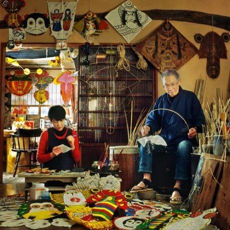 Mami Kiyoshi - Wadako, histoires de cerfs-volants japonais