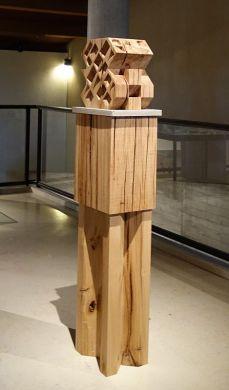 Raphaël Zarka - Lavaur, 2018 - Spolium Site archéologique Lattara – musée Henri Prades