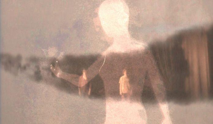 Christophe Monchalin - Muted - Expériences en suspension #1 - Biennale Chroniques