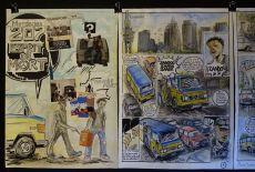 Collectif Lamuka - Micky Muteba, Esprit de mort (2018) - Kinshasa Chroniques au MIAM - Sète