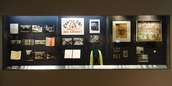 Georges Henri Rivière Voir, c'est comprendre au Mucem - D'un musée à deux autres - Vue de l'exposition