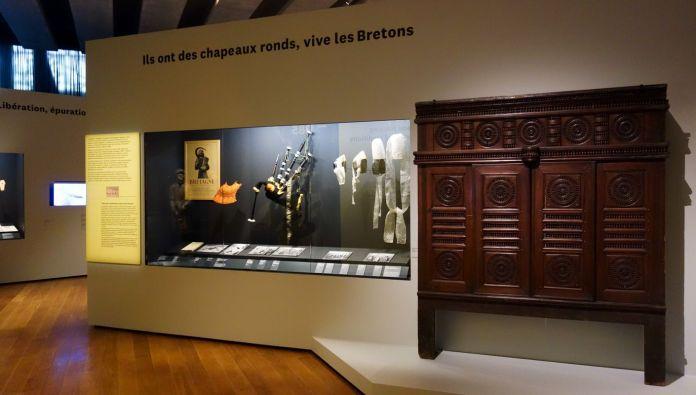 Georges Henri Rivière Voir, c'est comprendre au Mucem - Ils ont des chapeaux ronds, vive - Vue de l'exposition
