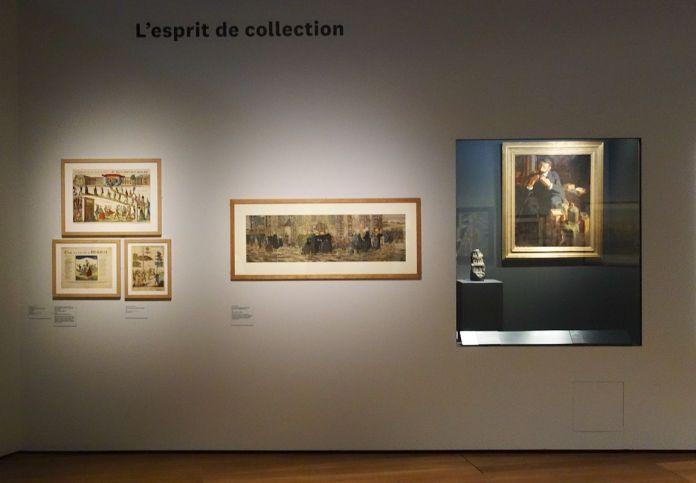 Georges Henri Rivière Voir, c'est comprendre au Mucem - L'esprit de collection - Vue de l'exposition