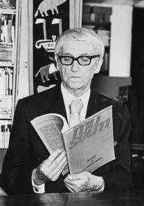 Georges Henri Riviere, 1975. © Mucem / J. Guillot (D.R.)