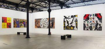 Gilbert & George, The Great Exhibition, 1971-2016 - Luma Arles - Vue de l'exposition à la Mécanique Générale 24