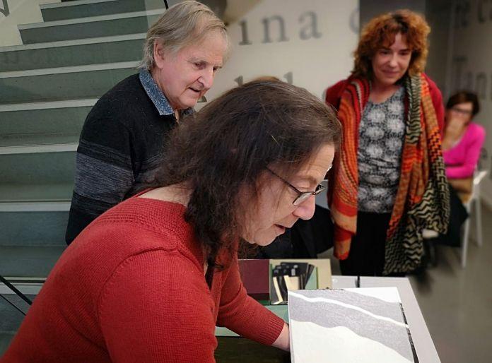 Judith Rothchild et Mark Lintott - Exposition Verdigris- le noir en filigrane au musée Médard Lunel
