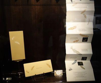 Les plaintes d'un Icare, Charles Baudelaire - Exposition Verdigris- le noir en filigrane au musée Médard Lunel