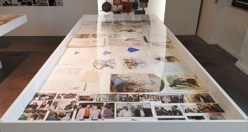 Kacimi 1993-2003, une transition africaine au Mucem - Salle des archives
