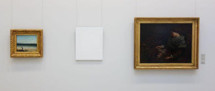 Le rêve de la fileuse - trois collections en dialogue au Musée Fabre - Gustave Courbet et Filip Francis