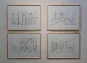 Le rêve de la fileuse - trois collections en dialogue au Musée Fabre - Tjeerd Alkema, Sans titre, 2006