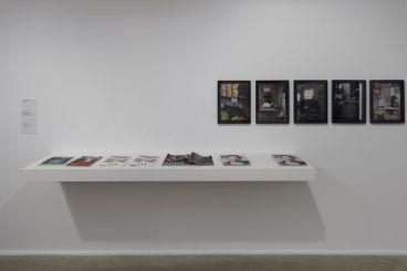 Picture Industry - Walead Beshty - Vues d'exposition, les Forges, Luma Arles, Parc des Ateliers, Arles, France, 2018. © Lionel Roux.