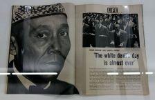 Picture Industry - Luma Arles - Deuxième partie - Gordon Parks, The White devil's Day is Almoste Over , Life, 1963