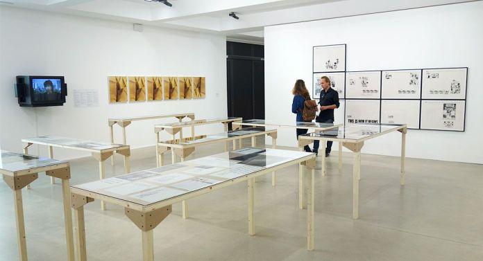 Picture Industry - Luma Arles - troisième partie - Vue de l'exposition