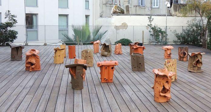Rodolphe Huguet - Bon Vent au FRAC PACA - Warchitectures