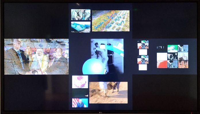 Alexander Kluge, Les animaux sous les bombes. Fluidifier. Une voie a complètement égaré sa direction (2017) - James Ensor et Alexander Kluge - Siècles noirs à la Fondation Van Gogh Arles