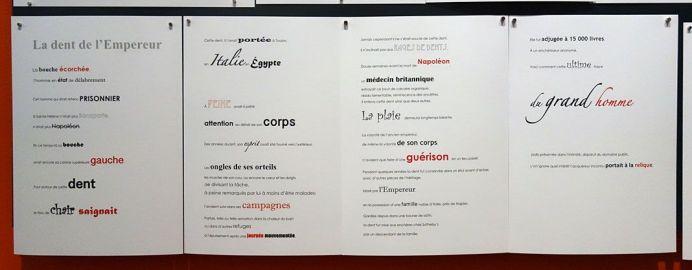 Alexander Kluge, Panneau d'affichage (détail), 2018 - James Ensor et Alexander Kluge - Siècles noirs à la Fondation Van Gogh Arles