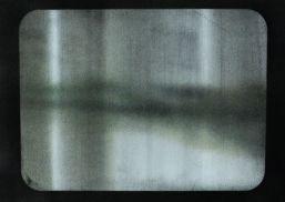 Les espace voûtés #1, 2016 – Pastel sec sur papier, encadré, 31 x 44 x 3 cm Collection FRAC OM - ©Benjamin Laurent Aman