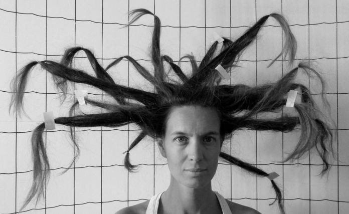 Jeanne Susplugas - Hair (Tribute to Gordon Matta-Clark), 2010-2018
