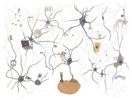 Jeanne Susplugas - In my brain (E.P.), 2018