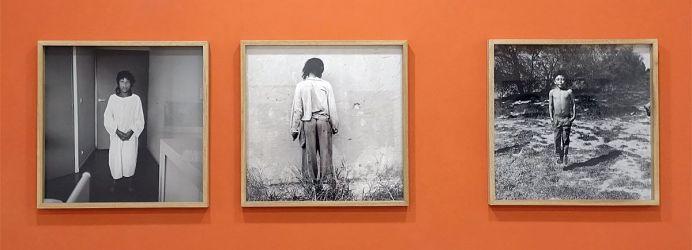 Mathieu Pernot Les Gorgan 1995-1997 - À première vue - Maupetit, côté galerie