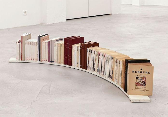 Stéphanie Saadé - À rebours, 2019 - L'Espace de 70 Jours à la Galerie de la SCEP - Marseille