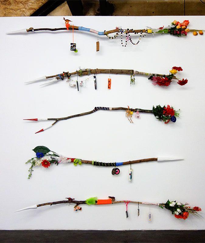 Denis Brun - Arrow Ginal (série), 2013 - Life is life - Le lieu multiple montpellier