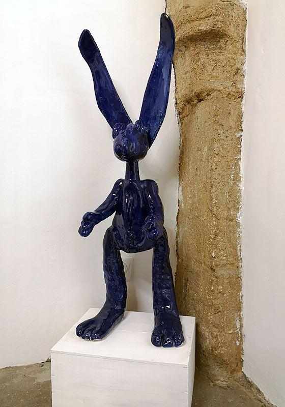 Denis Brun - Lapunk - Nowhere à la Numéro 5 Galerie - Montpellier