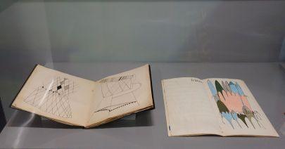 Lourdes Castro - Livre d'artiste - Cabinet d'arts graphiques - Ombres et compagnie au MRAC à Sérignan
